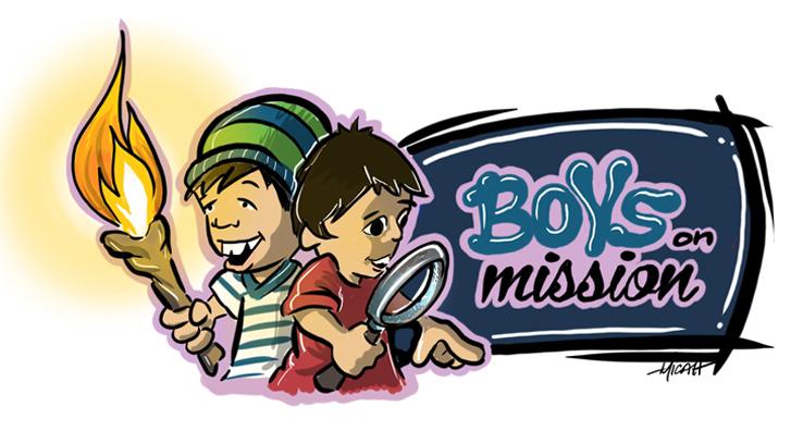 Boys On Mission