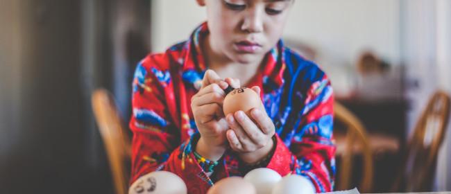 11 / 52 – Egg Artist